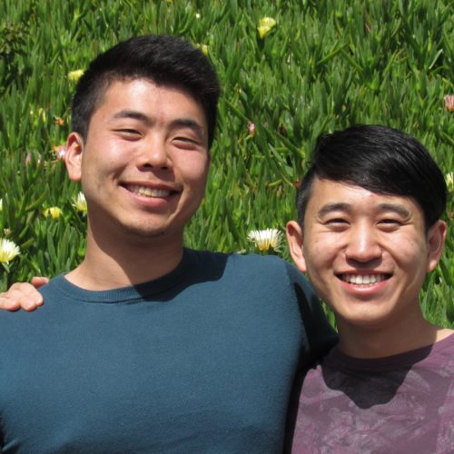 Bright Zhou and Kevin Sun