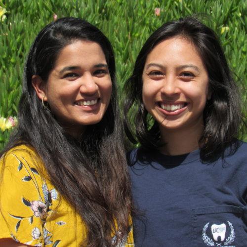 Deepika Ramachandran and Sheela Lewis