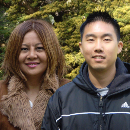 Analiza Mitchell and Bright Chen