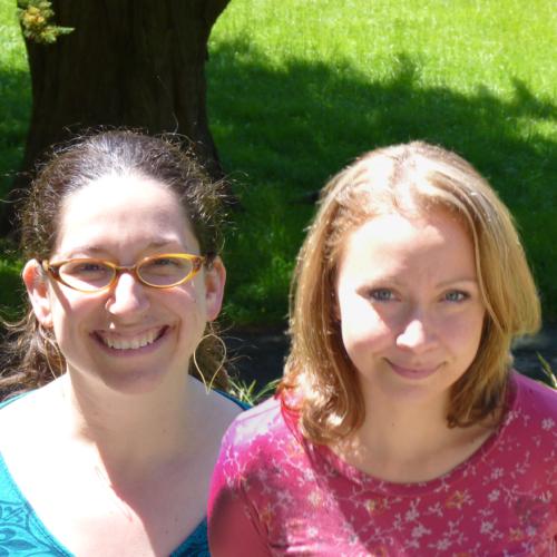 Corina Derman and Iris Lowenberg