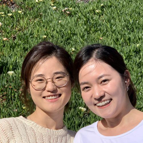 Hae Jin Han and Chae Jin Kim